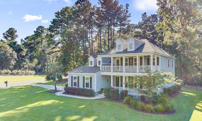 Summerville Single Family Home Contingent: 5569 Alpine Drive