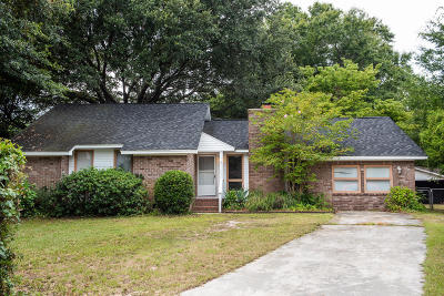 Mount Pleasant Single Family Home For Sale: 1103 Main Canal Court