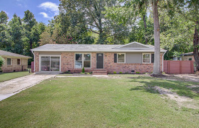 Goose Creek Single Family Home For Sale: 350 Holly Avenue