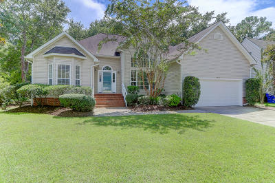 Mount Pleasant Single Family Home For Sale: 2523 Woodstream Road
