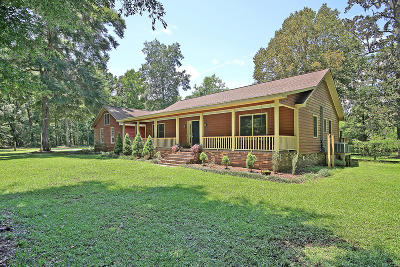 Single Family Home For Sale: 3866-1 Humbert Road
