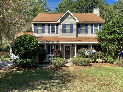 Mount Pleasant Single Family Home For Sale: 1327 Center Lake Drive