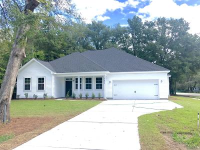 North Charleston Single Family Home For Sale: 2625 Wye Lane