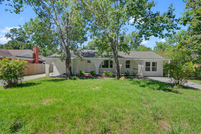 Goose Creek Single Family Home For Sale: 112 Weeks Avenue