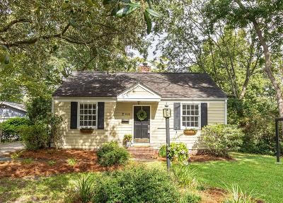 North Charleston Single Family Home Contingent: 4825 Churchill Road