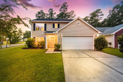 Ladson Single Family Home For Sale: 115 McGrady Drive