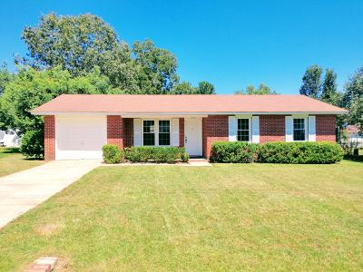 North Charleston Single Family Home Contingent: 7644 Nellview Drive