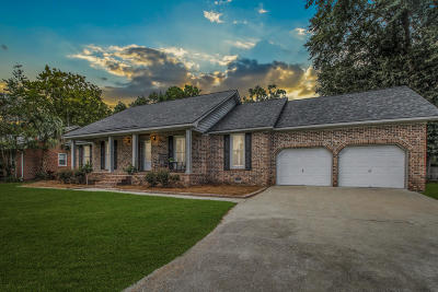 Charleston Single Family Home For Sale: 1552 Sanford Road