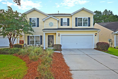 Ladson Single Family Home Contingent: 263 Sweet Alyssum Drive