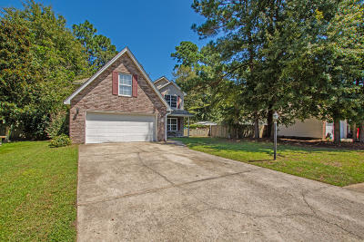 Summerville Single Family Home For Sale: 1079 Cobblestone Boulevard