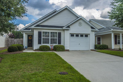 Summerville Single Family Home For Sale: 9275 Ayscough Road
