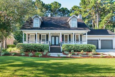 Mount Pleasant Single Family Home For Sale: 938 Law Lane