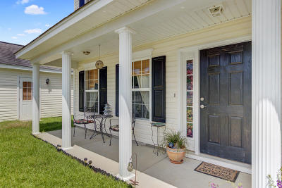 Summerville Single Family Home For Sale: 309 Coosawatchie Street