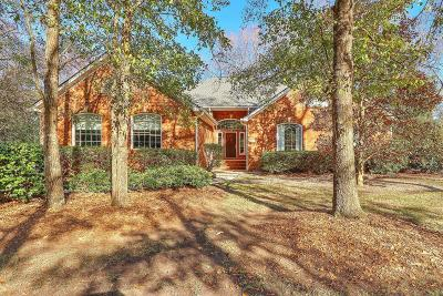 Charleston Single Family Home For Sale: 4200 Persimmon Woods Drive