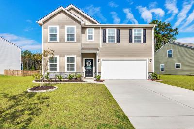 Charleston Single Family Home For Sale: 3024 Conservancy Lane