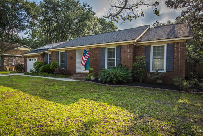 Single Family Home For Sale: 1501 Kentwood Circle