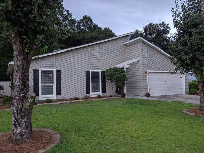 Summerville Single Family Home For Sale: 204 Trailway Drive