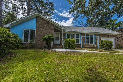 Ladson Single Family Home For Sale: 112 Ponderosa Drive