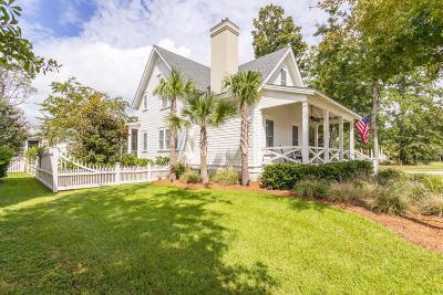 Mount Pleasant Single Family Home For Sale: 1473 Gunnison Street
