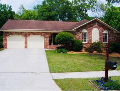 Summerville Single Family Home For Sale: 105 Mulberry