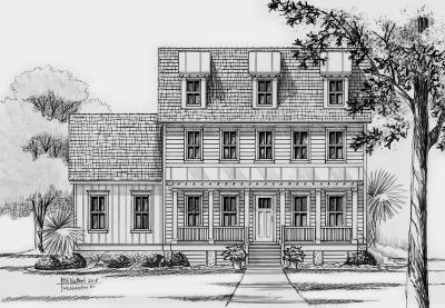 Mount Pleasant Single Family Home For Sale: 3806 Sawyers Island Drive