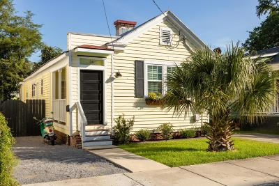 Charleston Single Family Home For Sale: 24 Cleveland Street
