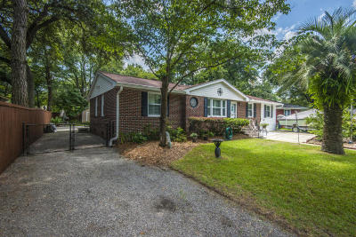 Charleston Single Family Home For Sale: 1407 Downing Street
