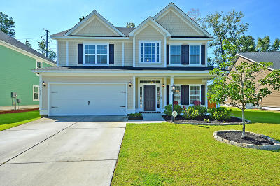 North Charleston Single Family Home For Sale: 8507 Majestic Street