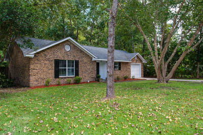 Summerville Single Family Home For Sale: 108 Lisa Drive