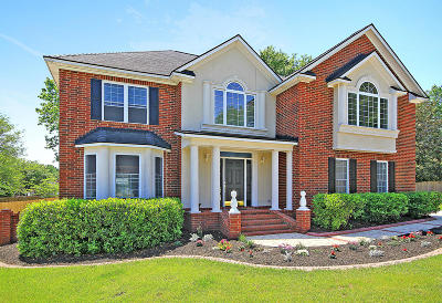 Goose Creek Single Family Home For Sale: 110 S Norfolk Way