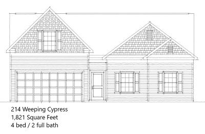 Moncks Corner Single Family Home For Sale: 214 Weeping Cypress Drive