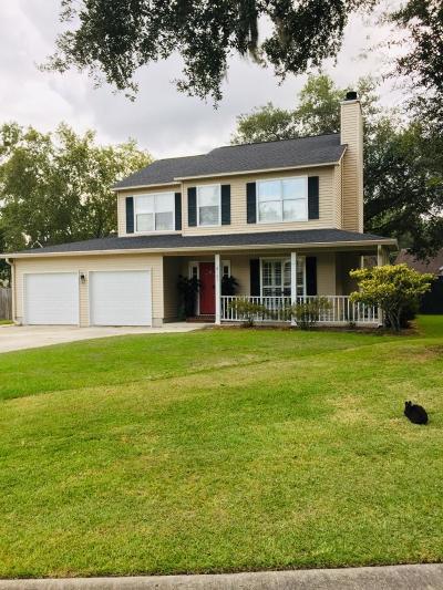 North Charleston Single Family Home Contingent: 8603 Heatherglen Court