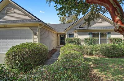 Charleston Single Family Home For Sale: 1605 Alric Court