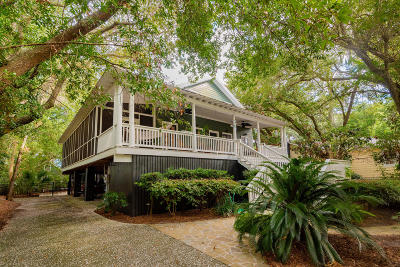 Folly Beach Single Family Home Contingent: 306 E Huron Avenue