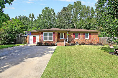 Ladson Single Family Home Contingent: 223 Columbia Drive
