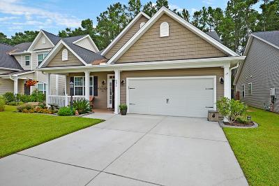 Moncks Corner Single Family Home For Sale: 493 Foxbank Plantation Boulevard