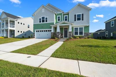 Moncks Corner Single Family Home For Sale: 562 Pendleton Drive