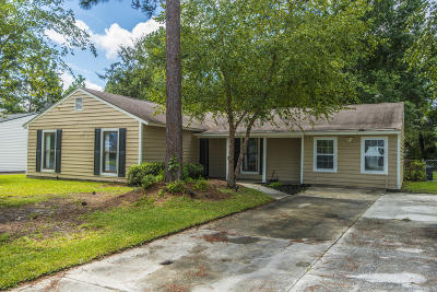 Summerville Single Family Home For Sale: 115 Marion Road
