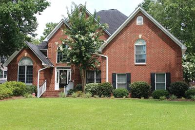 Charleston Single Family Home For Sale: 3182 Hagerty Drive