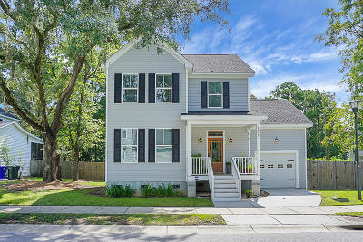 Charleston County Single Family Home For Sale: 1905 Hollings Road