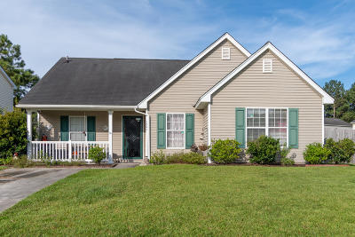 Summerville Single Family Home Contingent: 1507 Pinethicket Drive