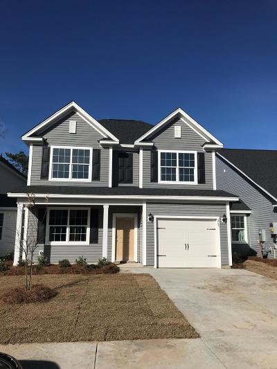 Summerville SC Single Family Home For Sale: $217,990