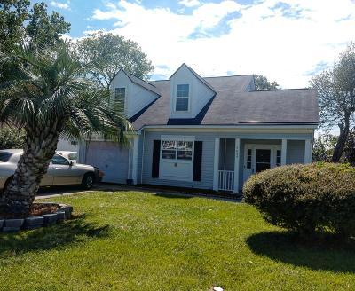 North Charleston Single Family Home Contingent: 4055 Napoleon Drive