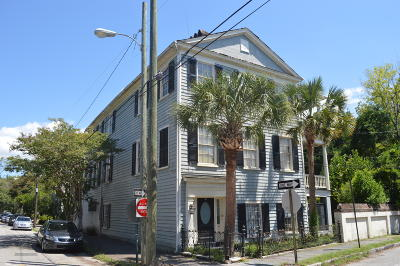 Charleston Multi Family Home For Sale: 12 Thomas Street