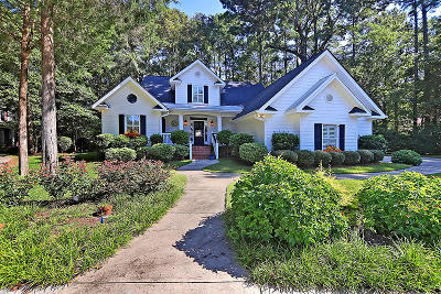 North Charleston Single Family Home Contingent: 8645 Woodland Walk