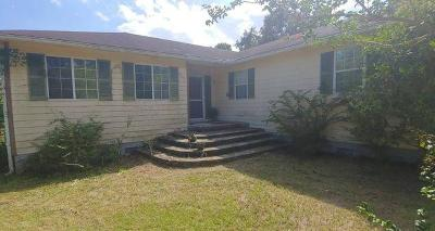 Single Family Home For Sale: 4545 River Road