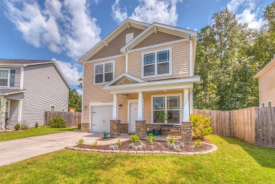 Moncks Corner Single Family Home For Sale: 243 Oglethorpe Circle