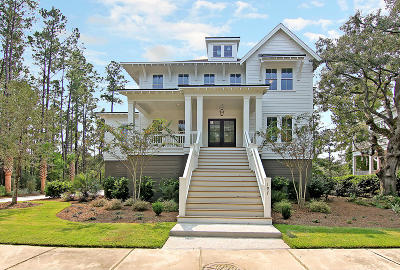 Charleston Single Family Home For Sale: 197 King George Street