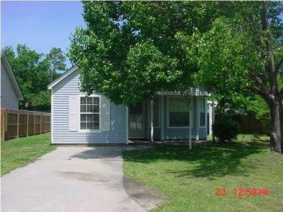 Summerville Single Family Home For Sale: 106 Fern Court