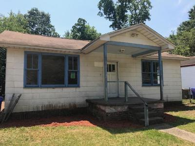 North Charleston Single Family Home For Sale: 2928 Alabama Drive